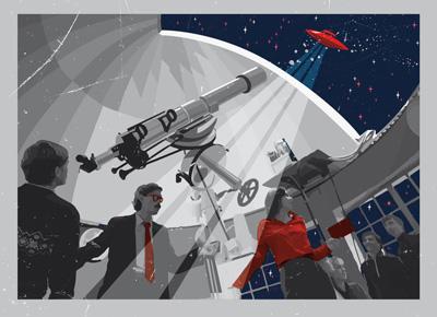 Акция «Обсерватория бесплатно для посетителей планетария»