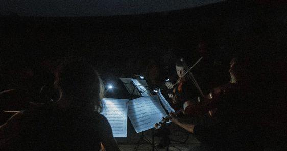 """Концерт классической музыки """"Музыка и звезды"""" 29 ноября"""
