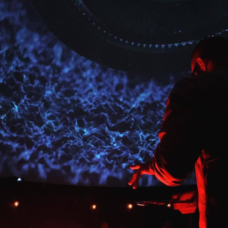 """Концерт экспериментальной музыки """"МУЗЫКА И ЗВЁЗДЫ"""" 20 декабря"""