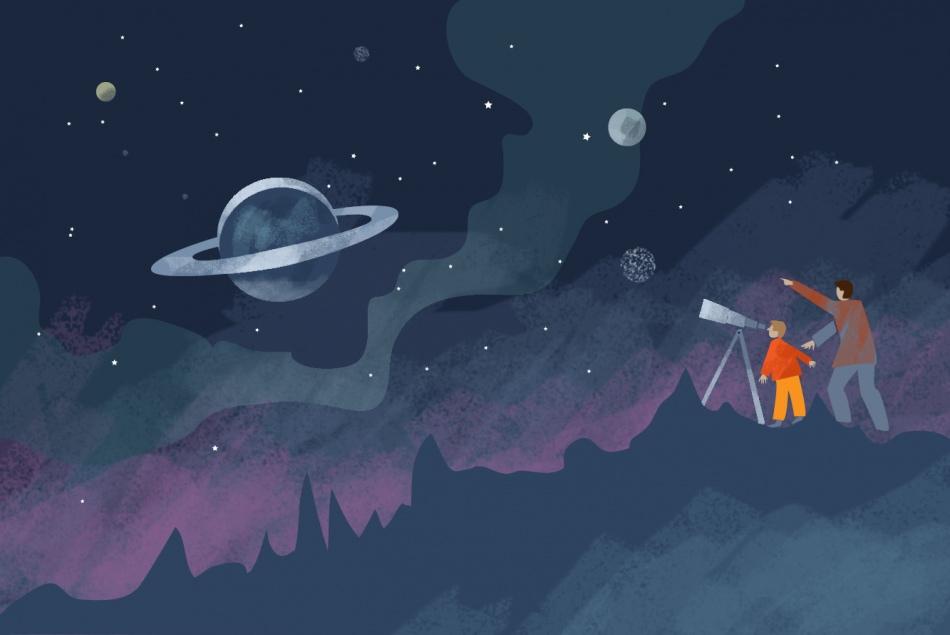Минский Планетарий Объявляет Набор В Детский Астрономический Клуб «Галилео» На 2020/2021 Учебный Год!