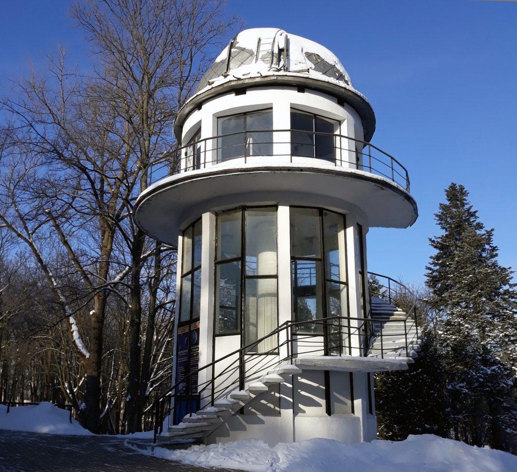 Обсерватория открывает сезон наблюдений