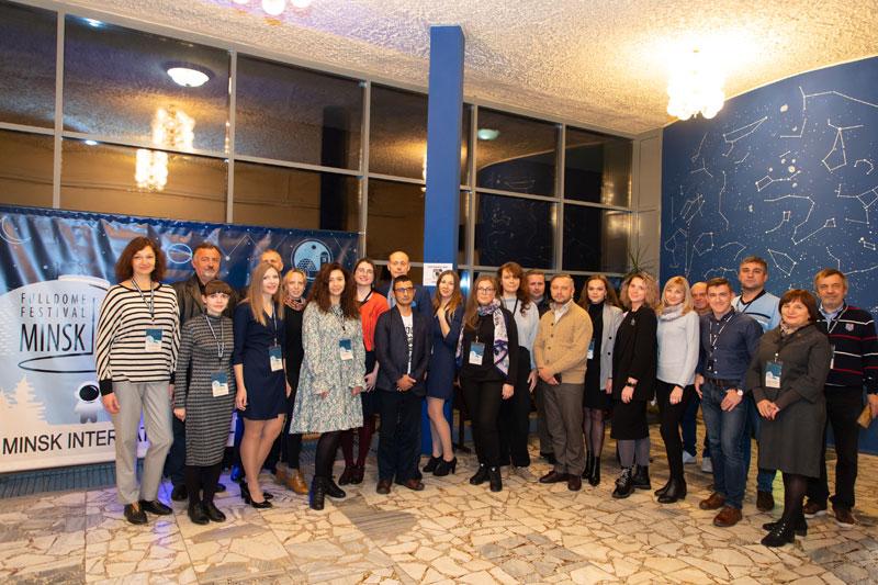 Выбраны победители III Минского международного фестиваля полнокупольных фильмов