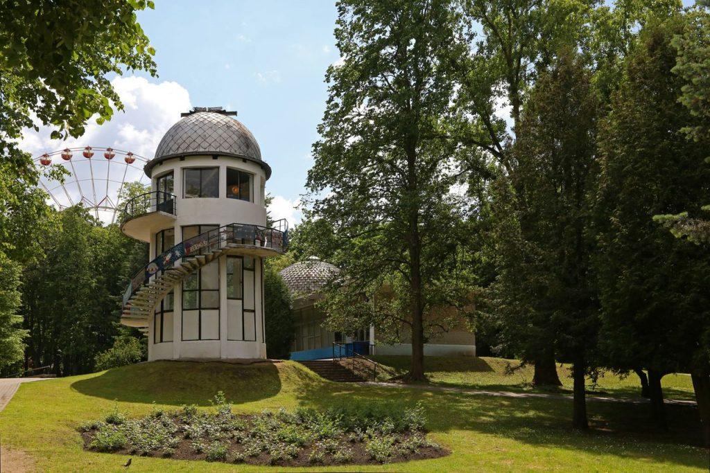 Открытие летнего сезона Обсерватории
