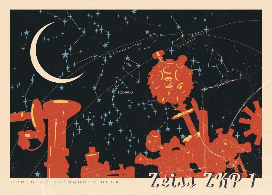 13 марта отмечаем Международный день планетариев